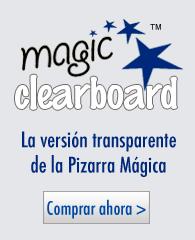Pizarra Mágica Transparente ™  & Notas