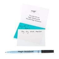 5 * Notas Mágicas Adherentes Azules 2 en 1 - 100 hojas