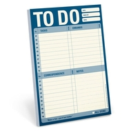 Knock Knock bloc - Para hacer la tarea Pad