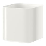 SKÅDIS - Recipiente para tablero perforado comb, blanco - IKEA