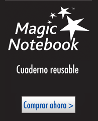 Cuaderno Mágico ™