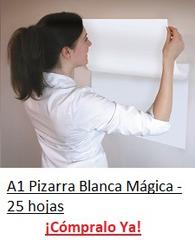 Pizarra Blanca Mágica ™