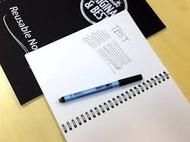 Paquete de clase- 30 A5 Cuadernos Mágicos reusables