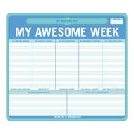 Knock Knock  5 días a la semana - My Awesome Week :  Alfombrilla