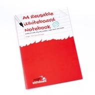 5 * Cuaderno Mágico A4 Lineado con margen ™ - cuaderno reusable - 8 páginas