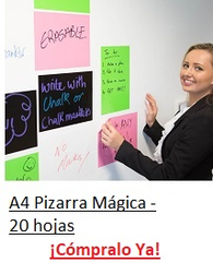 Mini Pizarras