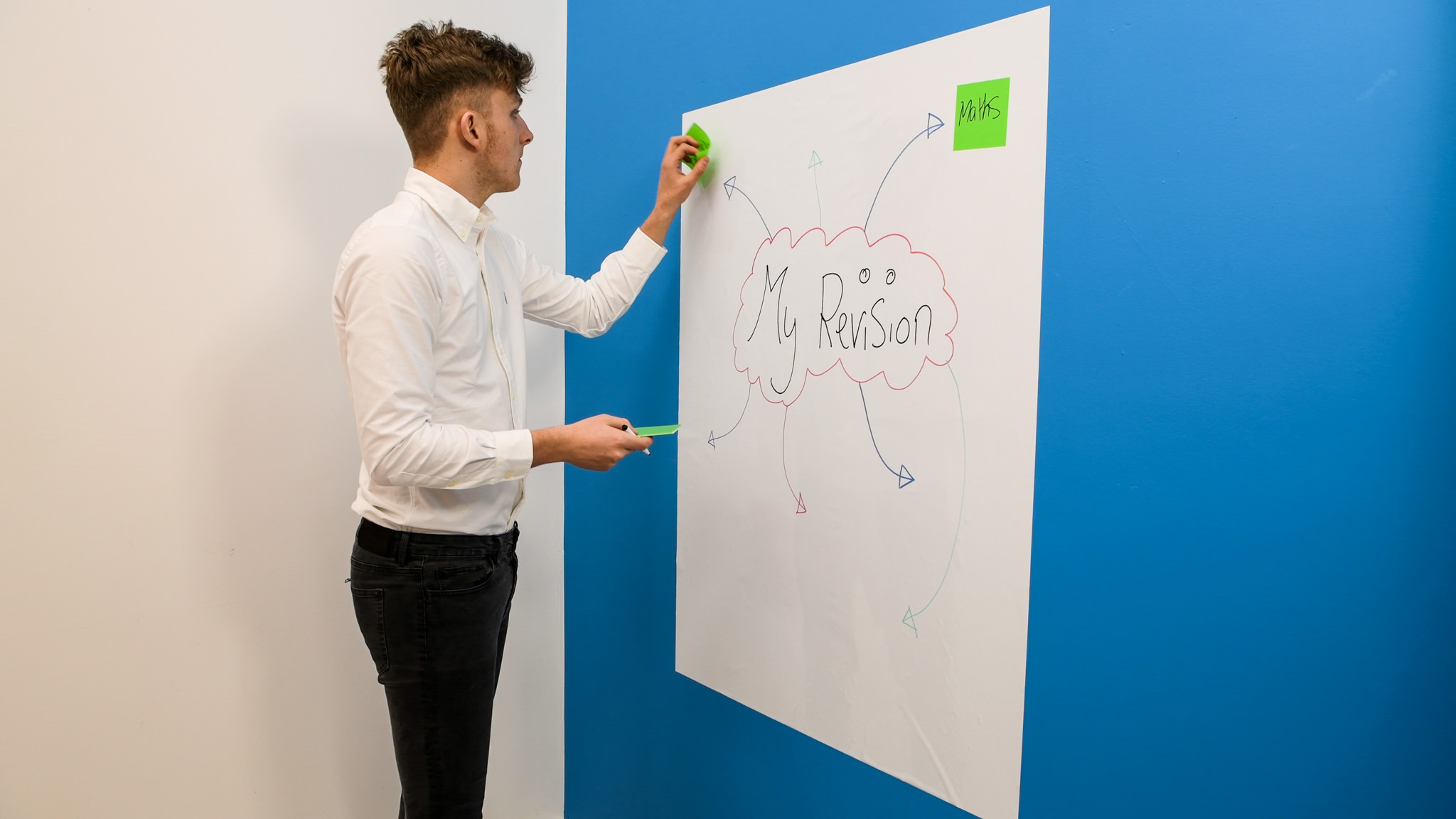 A0 Magic Whiteboard - large whiteboard and whiteboard walls
