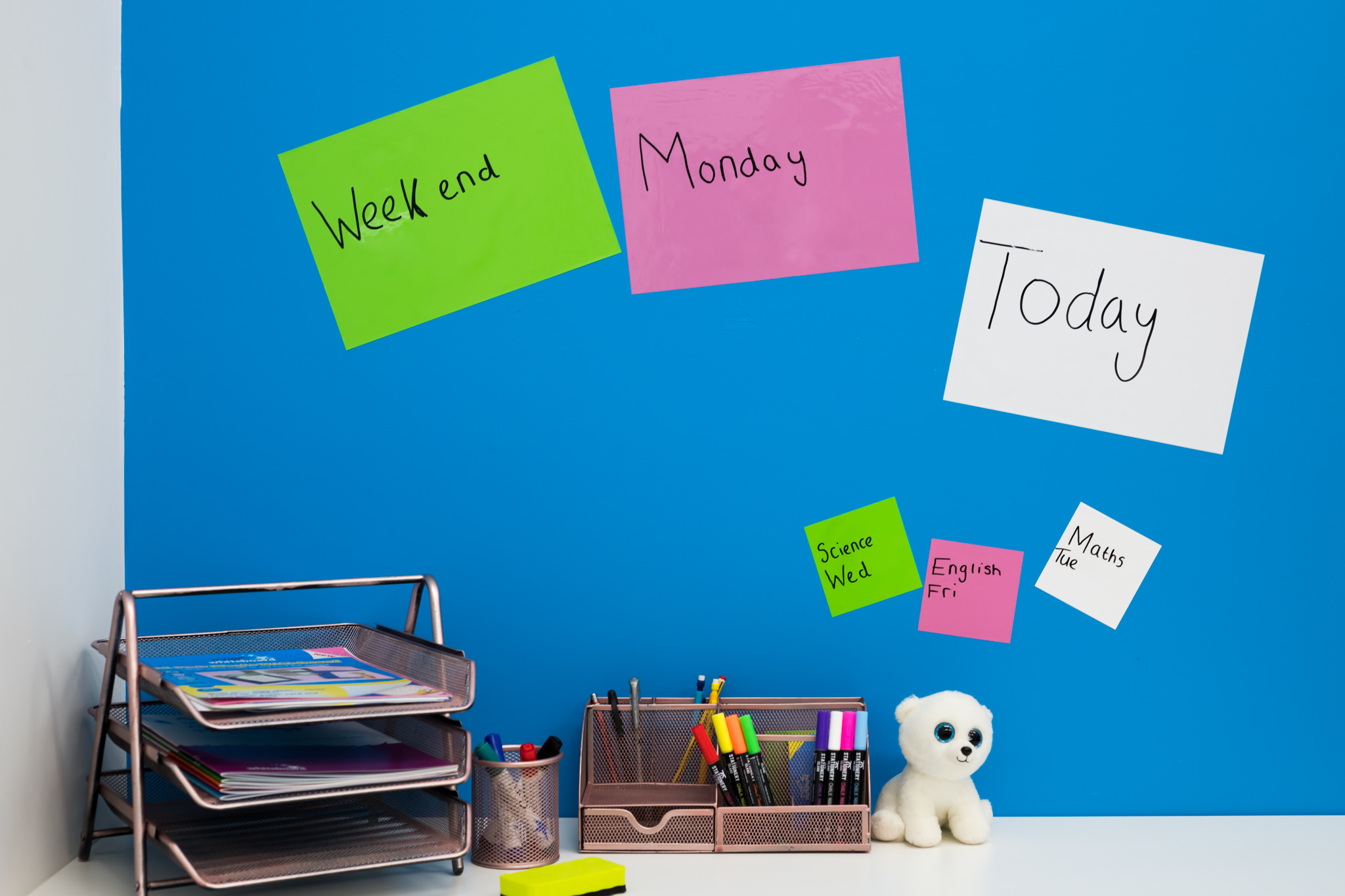 A4 Magic Whiteboard revision stationery