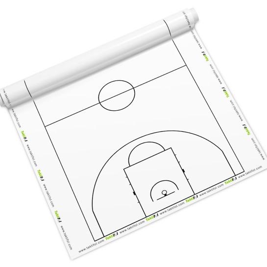 Pizarra Táctica de Baloncesto