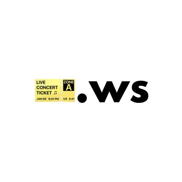 🎫.ws emoji domain